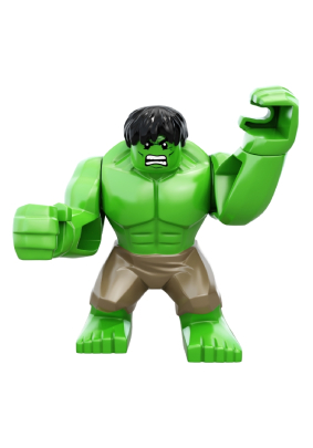 Hulk Lego