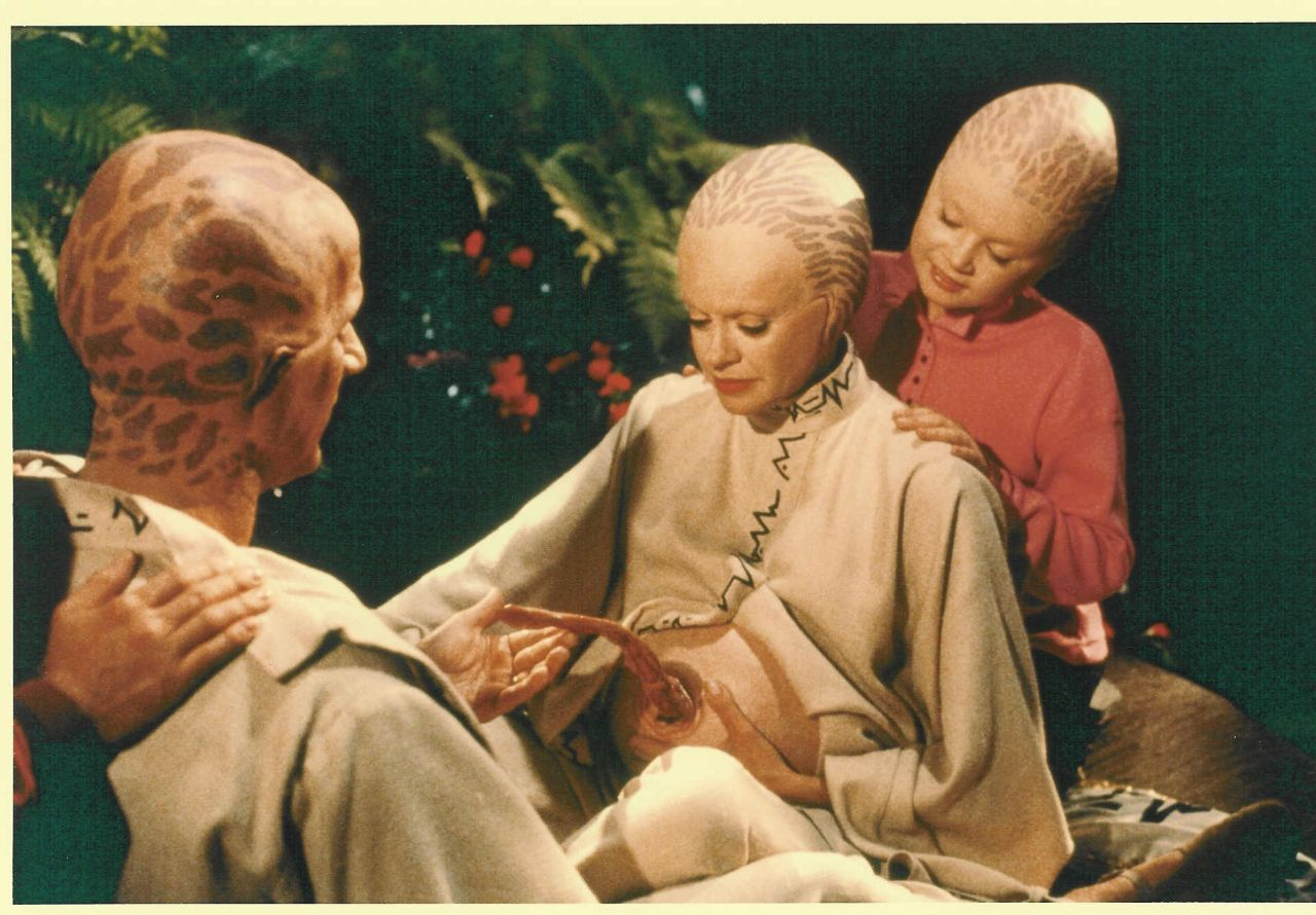 The Alien Nation Series
